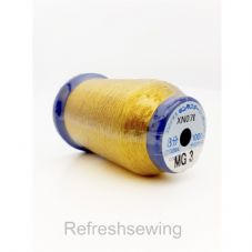 Kingstar Metallic Embroidery Thread 1000m MG3